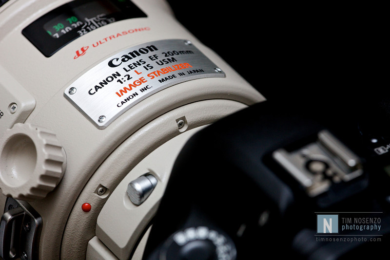 Wednesday September 2, 2009<br /> <br /> I have this Canon 200mm f/2L on loan for the next week. Should be fun!
