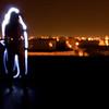 Pictare cu lumina lanternei
