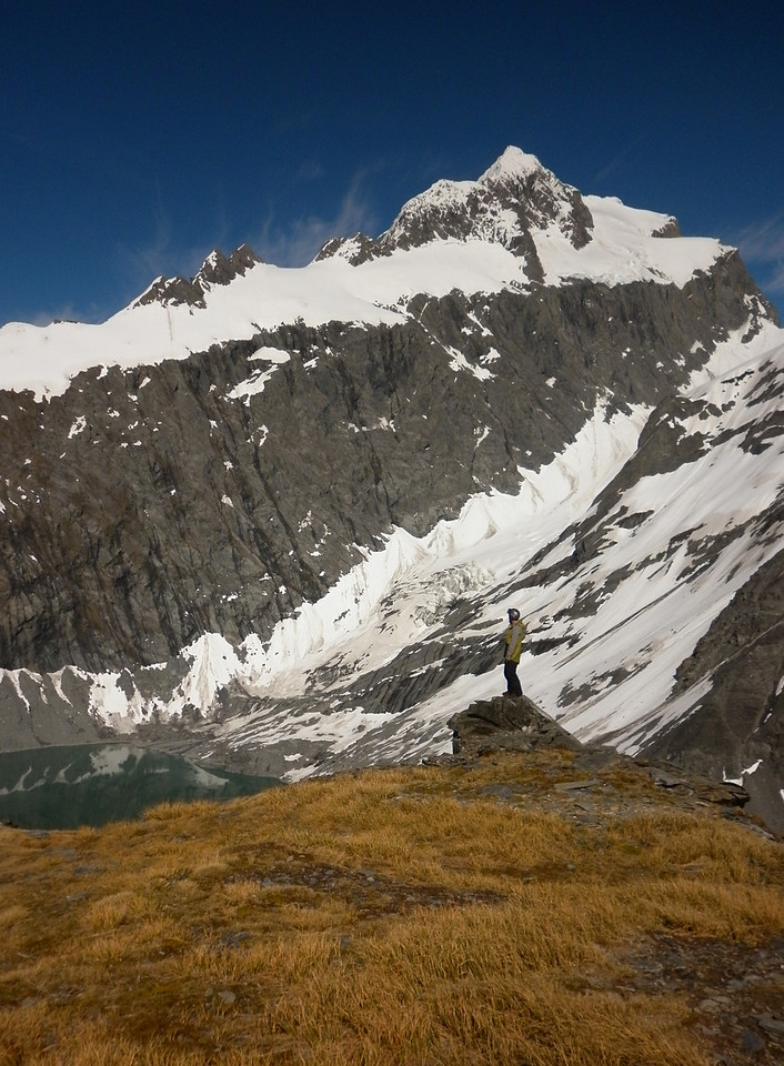 Mt Hooker. Photo Nick C