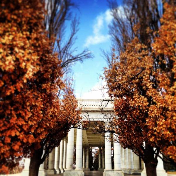 Cheesman Park in Denver, Colorado (Photo: Kim Olson)