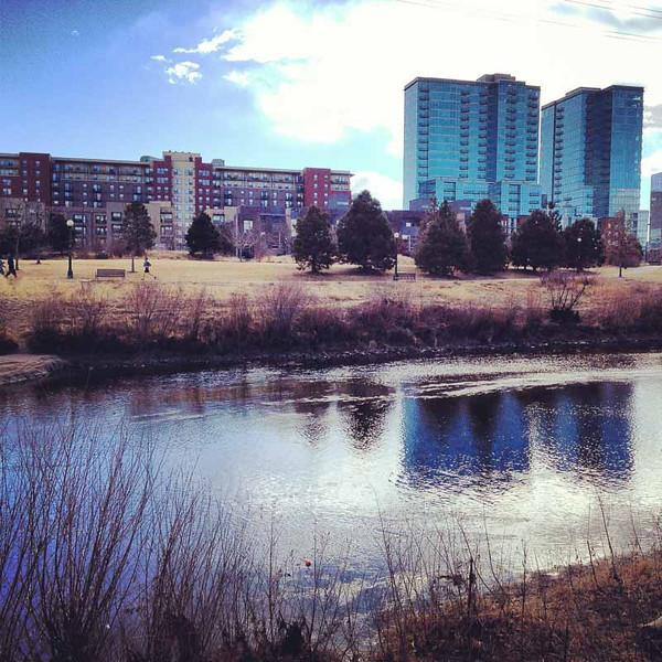 Confluence Park in Denver, Colorado (Photo: Kim Olson)