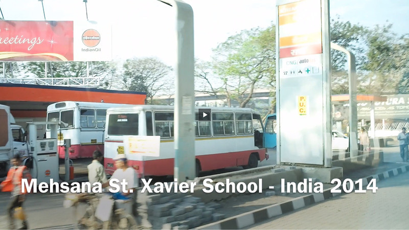 Mehsana St. Xavier School - India 2014