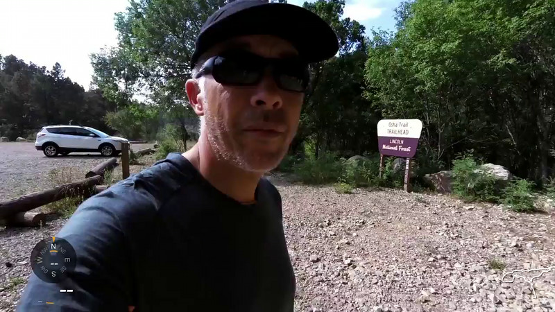"""OSHA TRAIL RUN - 9 JULY 2014<br /> <br /> Thoughts and Running - Cloudcroft, NM<br /> __________<br /> <br /> I like running around the OSHA trail up near Cloudcroft, NM.  It's up there at almost 9,000 ft elevation making it quite the effort for me.  On this run you'll see me not so much running as walking between running sections.  The camera is too unsteady to film while running.<br /> <br /> But, since I was walking I did give a few thoughts about a recent story I read about encroachment near Grand Canyon NP.  Seems there's a move afoot to make communities on the rim and greater access for """"everyone"""" down to the river via a tram.  The article read was titled """"The End of the Grand Canyon.""""  That's a lot of hyperbole.  Still I give a few thoughts.<br /> <br /> BTW, I talk about Wabi Sabi towards the end.  According to Wikipedia the definition is; """"the view or aesthetic centered on the acceptance of transience and imperfection.""""  Hopefully, it makes sense when you hear the end of the run.<br /> <br /> Cheers<br /> <br /> Tom"""