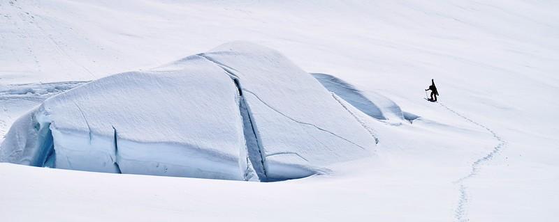 Murchison Glacier, Aoraki Mount Cook National Park
