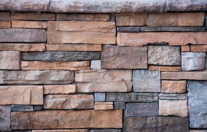 Wall Rock Decoration