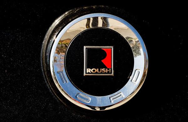 Rousch Ford Mustang Emblem