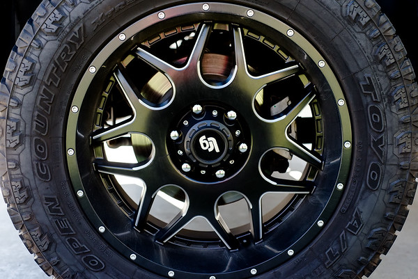 Suburban Wheel