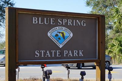 Blue Springs State Park