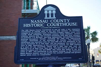 Stroll down historic downtown Fernandina
