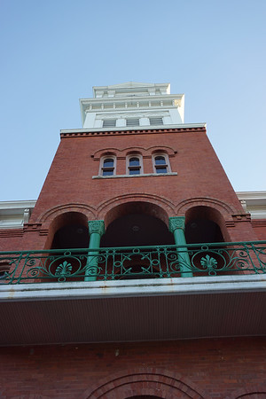 Stroll down historic downtown Fernandina