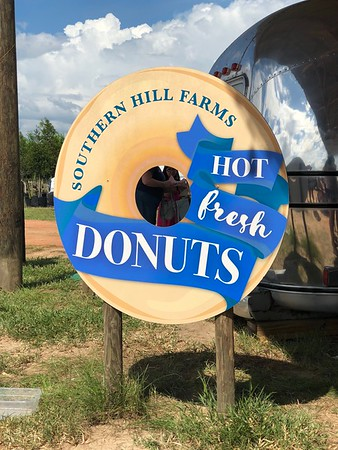 Fresh HOT Donuts