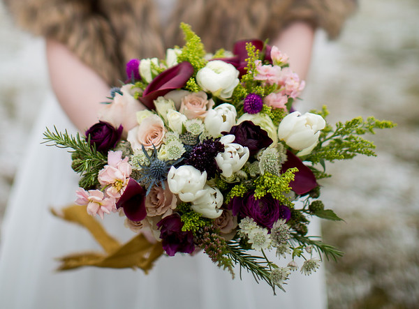 Bouquet by Rose Moss of Knoxville, Everbright Photography