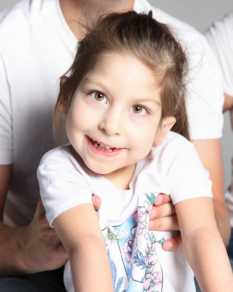 """The strongest people are not those who show strength in front of us, but those who win battles we know nothing about .""<br /> <br /> This sweet little girl has the most beautiful smile.  Lila, be amazing.  Be beautiful.  Be strong.  Be YOU!"