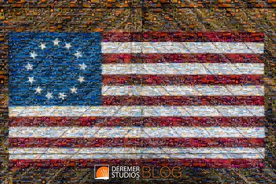 2019 500th Post Photo Mosaic 020A - Deremer Studios LLC