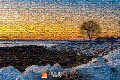 2019 500th Post Photo Mosaic 004A - Deremer Studios LLC