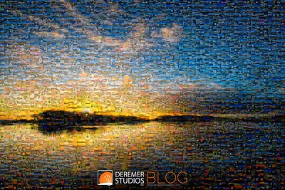 2019 500th Post Photo Mosaic 006A - Deremer Studios LLC