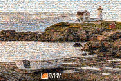 2019 500th Post Photo Mosaic 007A - Deremer Studios LLC