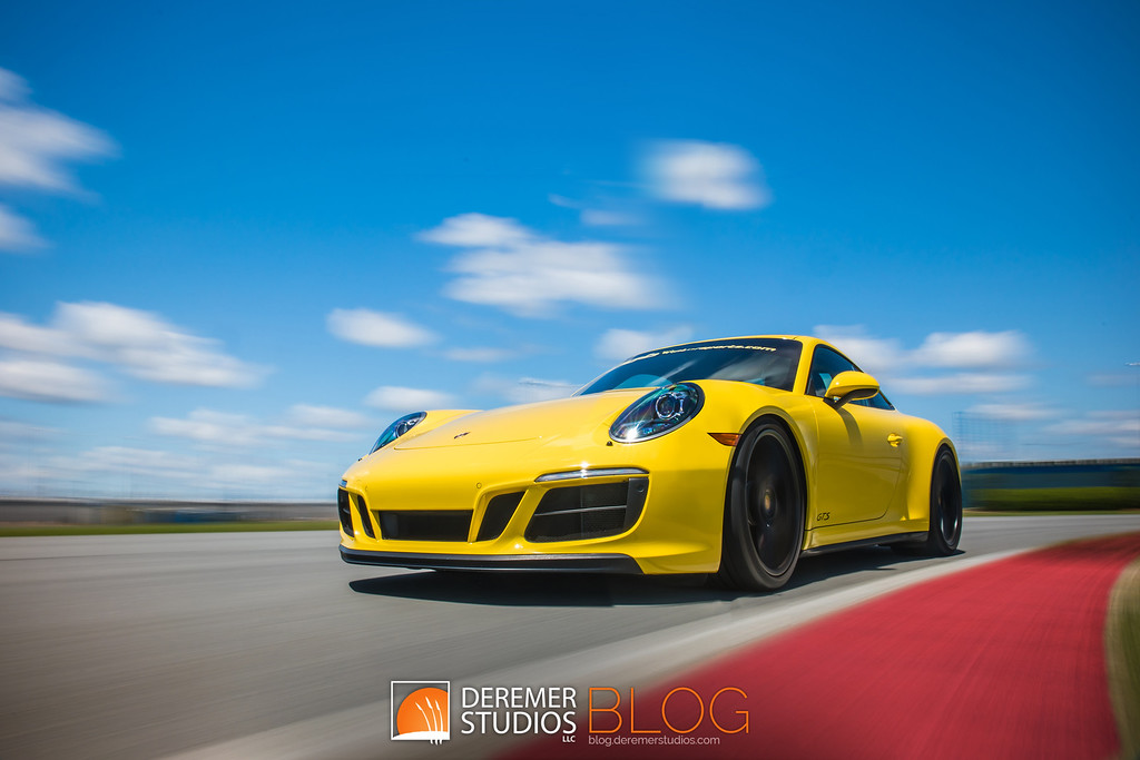 BGB Motorsports 'Big Bird' 911 GTS Track-ready sleeper