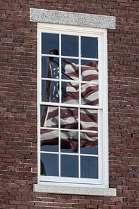 2019 Fort Clinch Flag 024A - Deremer Studios LLC