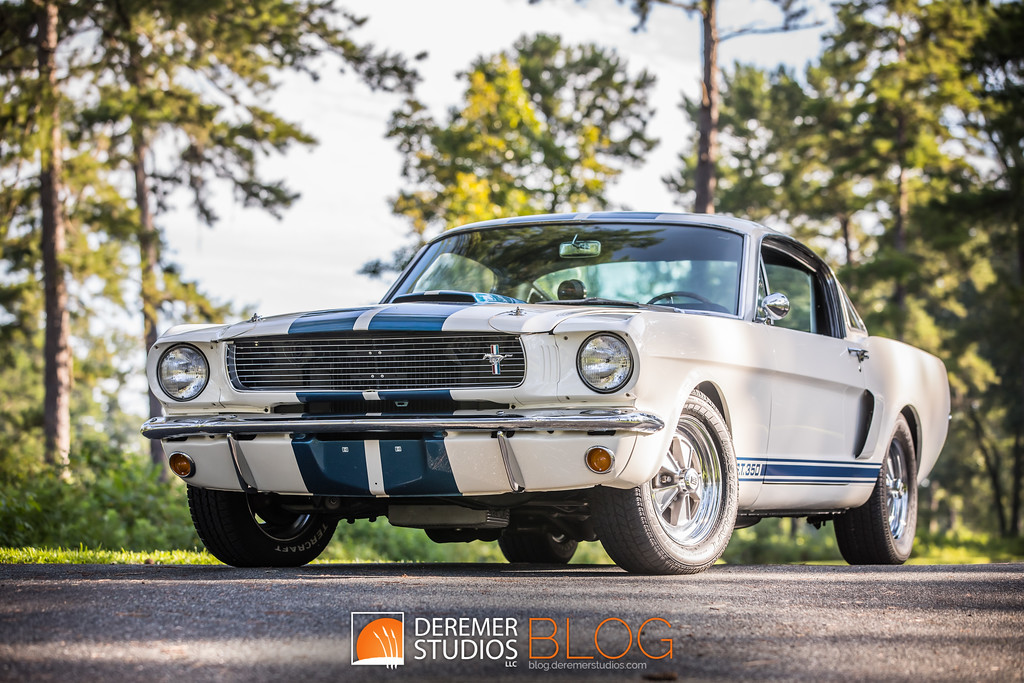 1966 Shelby Mustang GT350 Carryover