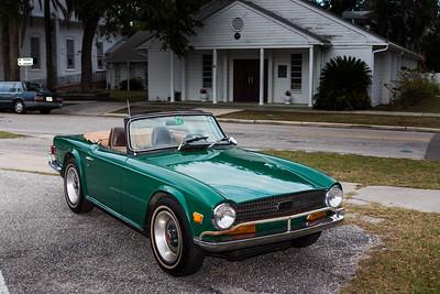 2013 - Deremer 1970 Triumph TR6 035A - Deremer Studios LLC