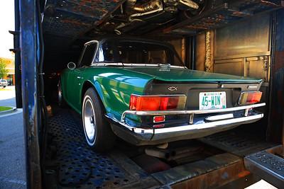 2012 - Deremer 1970 Triumph TR6 003A - Deremer Studios LLC