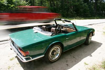2006 - Deremer 1970 Triumph TR6 006A - Deremer Studios LLC