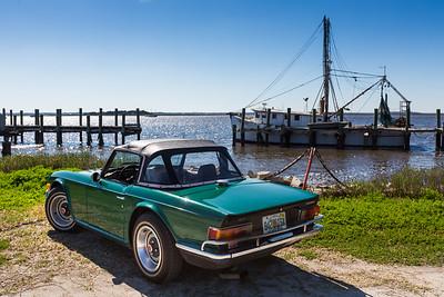 2014 - Deremer 1970 Triumph TR6 046A - Deremer Studios LLC