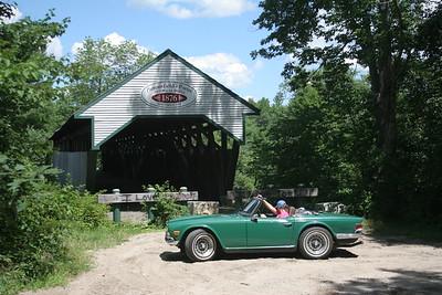 2007 - Deremer 1970 Triumph TR6 032A - Deremer Studios LLC
