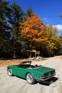 2009 - Deremer 1970 Triumph TR6 002A - Deremer Studios LLC