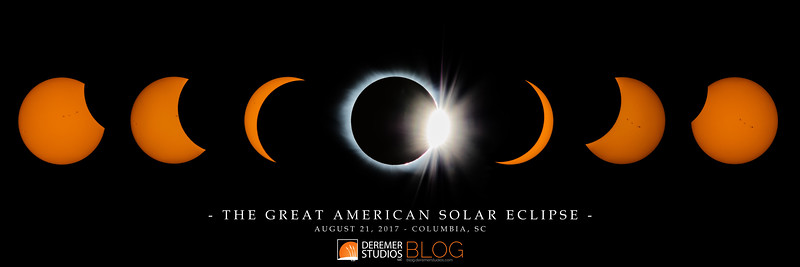 Panorama - 2017Aug21 Total Solar Eclipse 001A - Deremer Studios LLC