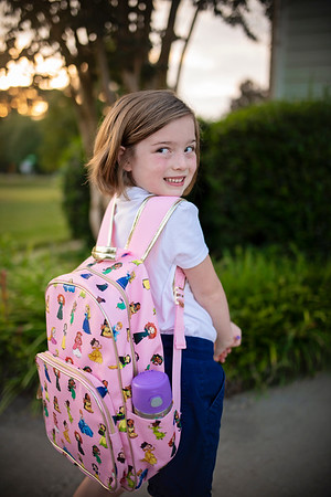 2019 August Madeline 1st Day of  1st Grade-38