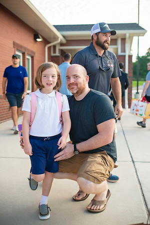 2019 August Madeline 1st Day of  1st Grade-140