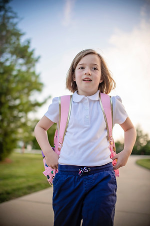 2019 August Madeline 1st Day of  1st Grade-77