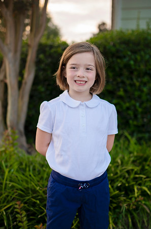 2019 August Madeline 1st Day of  1st Grade-20