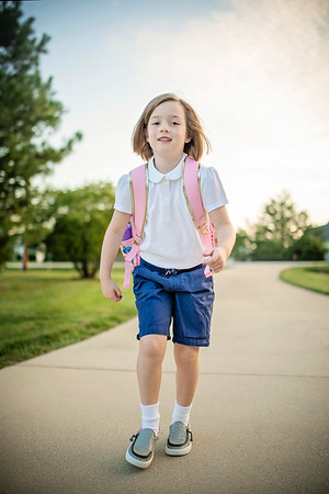 2019 August Madeline 1st Day of  1st Grade-76
