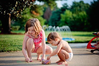 2020 August Little Cousins Madeline, Josie, Walter-5475