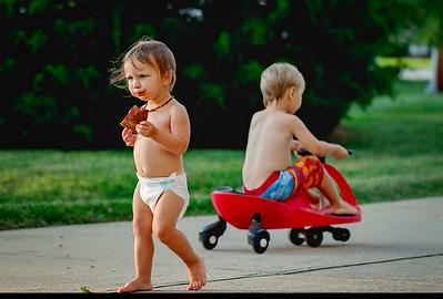 2020 August Little Cousins Madeline, Josie, Walter-5518
