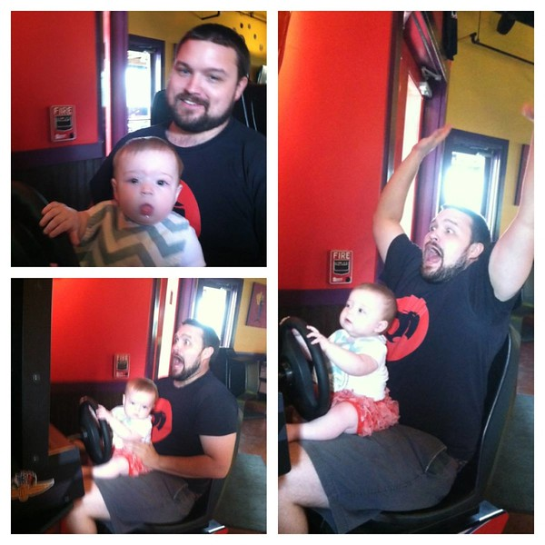 Fun Uncle David Jr with Madeline when she was a baby.jpg
