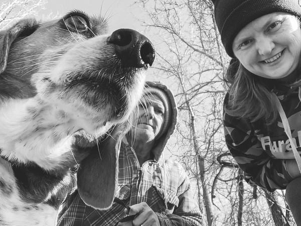 Group selfie! ( I look like a troll)😳