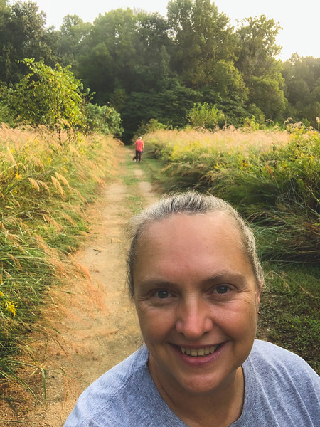 Selfie on the Trail