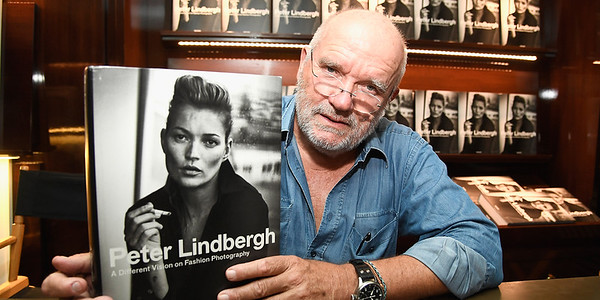 Peter Lindbergh. Image Source: Unknown