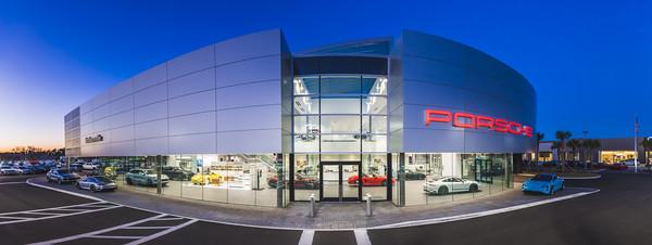 2021 ICI - Fields Porsche - Jacksonville FL 100PANO