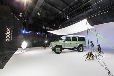 2021 ECD Defender 110 2X Studio Photos 112 BTS