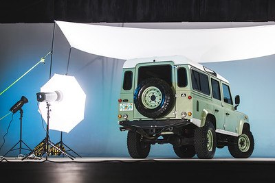 2021 ECD Defender 110 2X Studio Photos 114 BTS