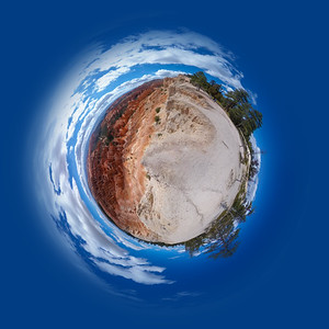 2018 National Parks Globe Project - Bryce 1A