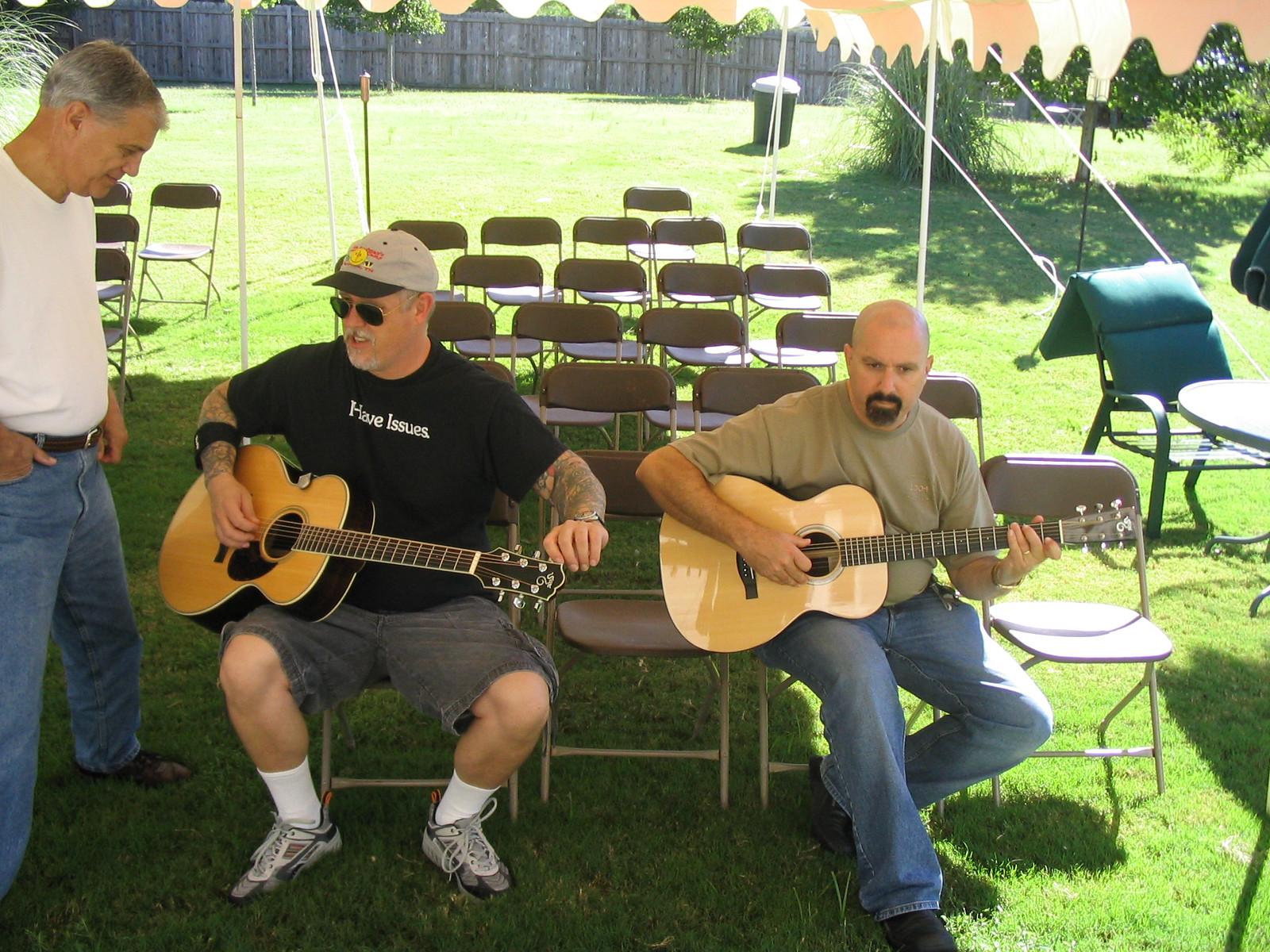 Dave and Alan