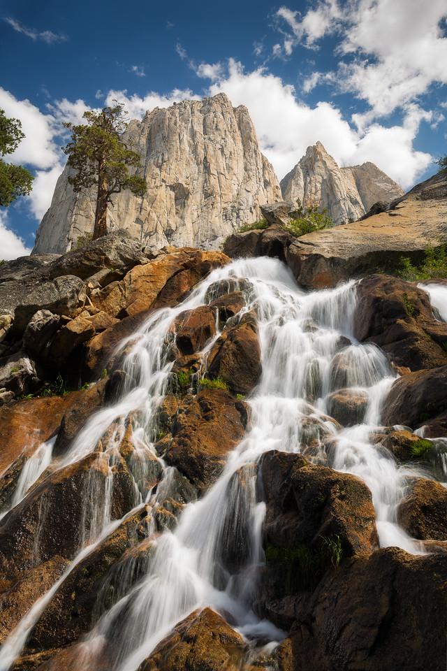 Hamilton creek falls