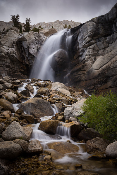 Waterfall at Outpost Camp