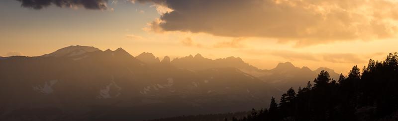 Kaweah sunset